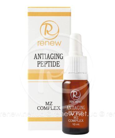 Антивозрастной пептидный комплекс