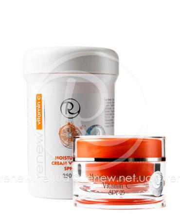 Крем антиоксидант с активным витамином С SPF-25