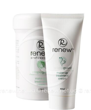 Тонирующий лечебный крем для проблемной кожи