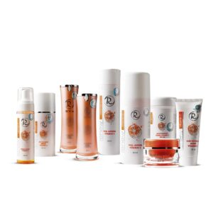 VITAMIN C: Антиоксидантна серія по догляду за шкірою