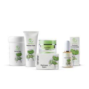 REDNESS: Препарати для чутливої шкіри і лікування куперозу